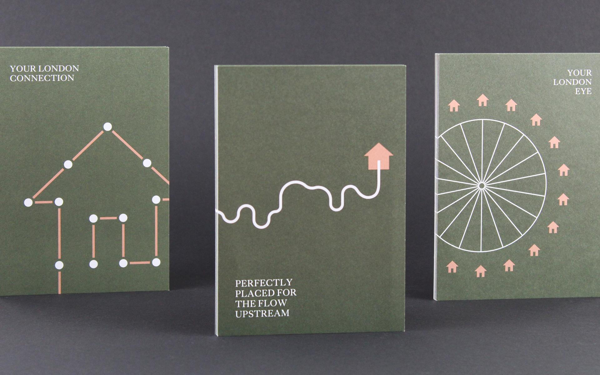 Bedfords targeted campaign postcard design